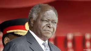 Kibaki speaks
