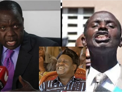 A polling centre is not an exam room, Sossion tears Matiang'i apart as he rallies teachers to vote for NASA