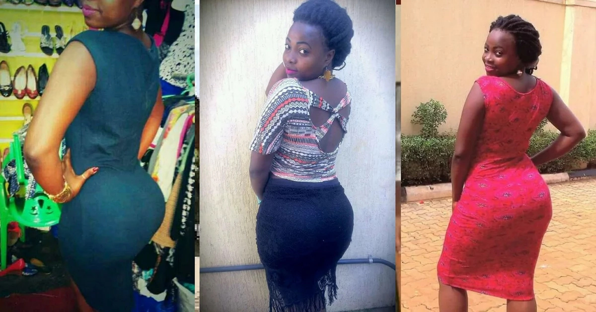 Curvy Kenyan girl DESPERATELY begs many on Facebook to date and marry