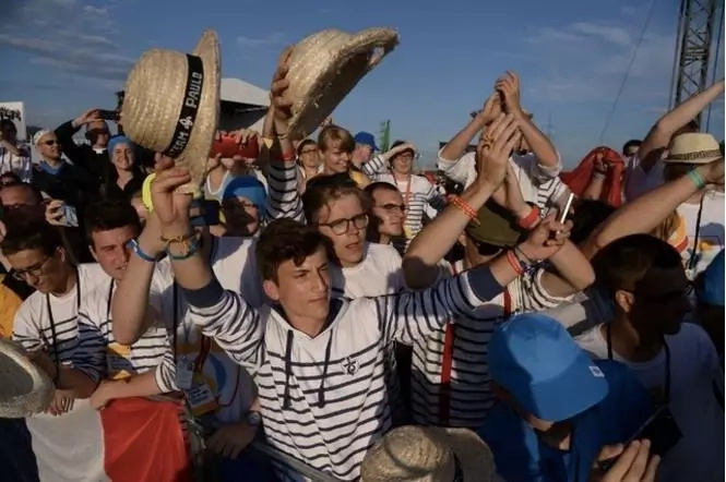Pope Francis on WYD 2016: Multiculturalism is an opportunity