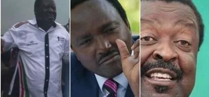 Kick Raila out of NASA to avoid violence in kenya-Mutahi Ngunyi