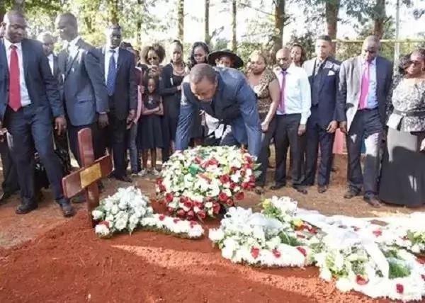 Hatimaye Rai s Uhuru Kenyatta amwidhinisha Peter Kenneth kuwania ugavana Nairobi