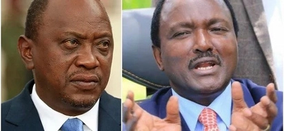 You cannot escape dialogue - Kalonzo tells Uhuru as NASA builds on inauguration
