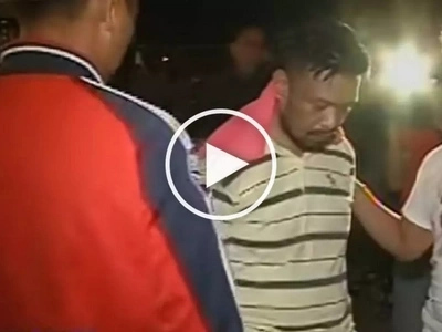 ABS-CBN cameraman gets arrested by vigilant police during buy-bust operation in Quezon City
