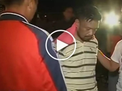 ABS-CBN cameraman gets arrested by vigilant cops during buy-bust operation in Quezon City