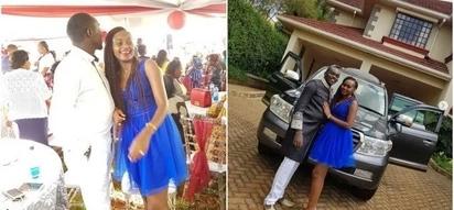 Aliyekuwa mumewe bintiye Mike Sonko amejinyakulia mwingine, hebu jionee (picha)