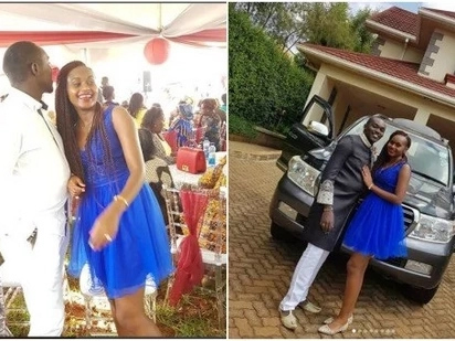 Irrefutable proof that Mike Sonko's rich son-in-law Ben Gatu has totally moved on after bitter breakup with Saumu Mbuvi