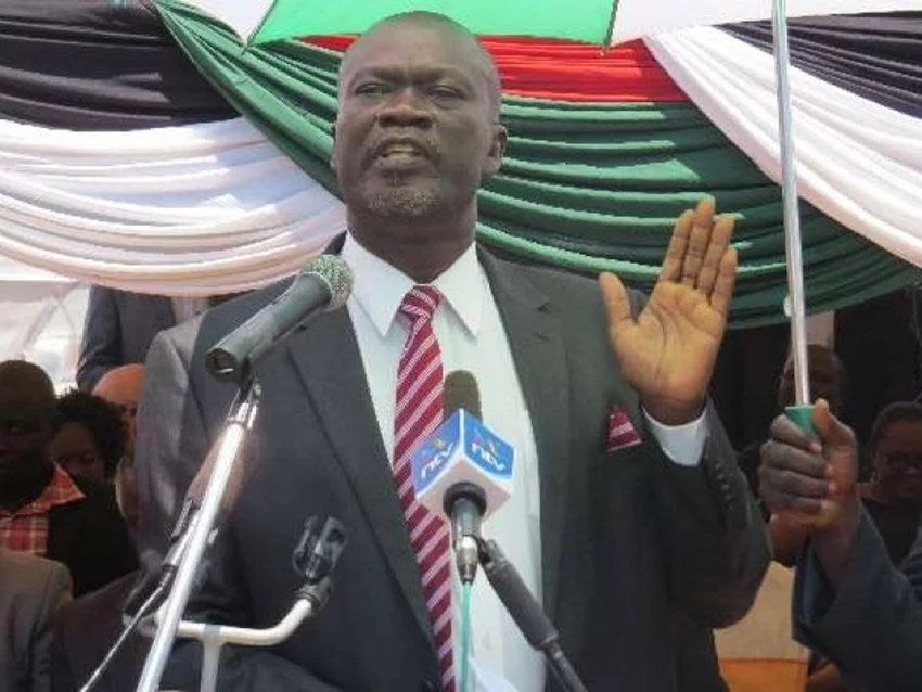 ODM governor in hot soup after public declaring a widow wanted him