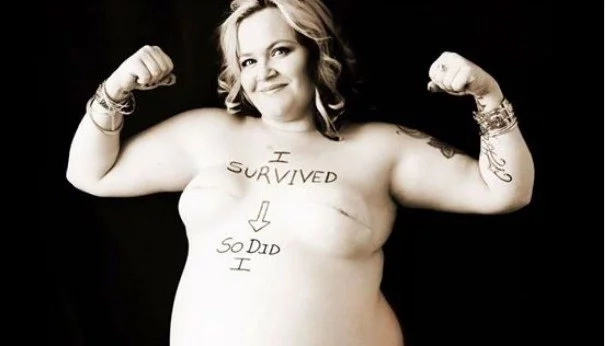 This Mom Battled Cancer While Pregnant And Her Photos Are So Inspirational