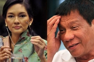 Nakaka-alarma daw! Senator Hontiveros condemns Duterte for spanking butts of female cops