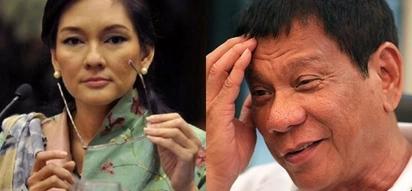 Nakaka-alarma daw! Senator Hontiveros condemns Duterte for spanking butts of female cops