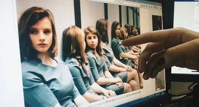 Solo 2 de cada 10 personas pueden decir cuántas chicas están en esta imagen... ¿Tú puedes?