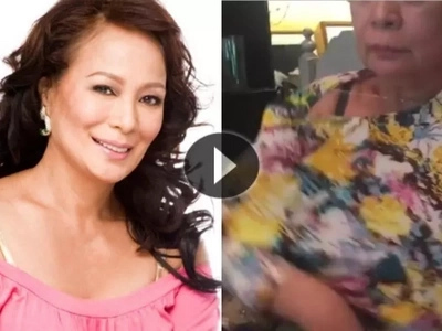 What do you do when your dress is on backwards? Let Gloria Diaz teach you how!