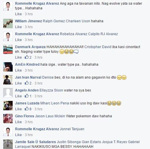Laureen Uy tags Bulbasaur as water type, gets bashed by fans
