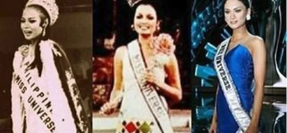 Rampahan ng beauty queens! Margie Moran, Gloria Diaz, Pia Wurtzbach to make an appearance at the Miss Universe 2016?