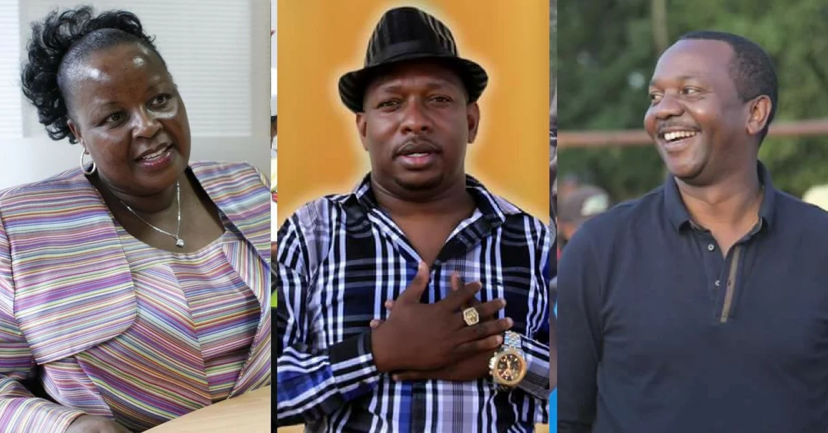 Mike Sonko finds his 'running mate' for Nairobi governor
