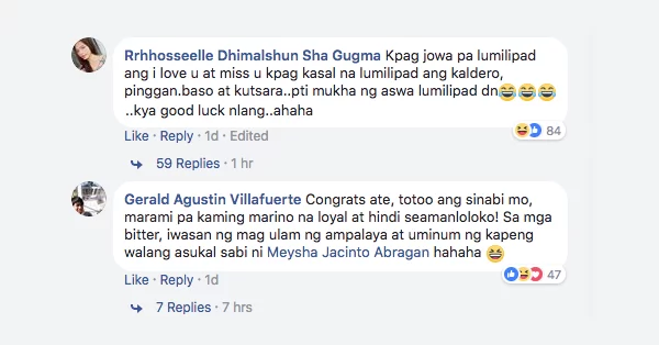 Filipina visited his seaman boyfriend aboard the ship and got a surprise proposal instead