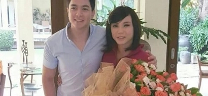 Alden seen dropping by Belo's house