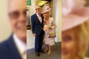 Her parents banned them from being together 65 years ago, now they are finally getting married