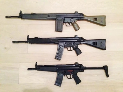 List of powerful police weapons stolen during al-Shabaab terror attack in Mandera