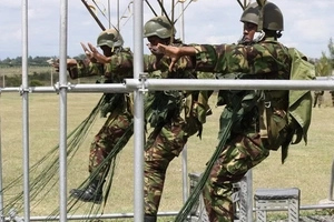 The never told superb tactic that put KDF special forces on top of Africa