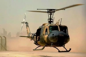 The INCREDIBLE choppers KDF has been given to fight al-Shabaab(photos)