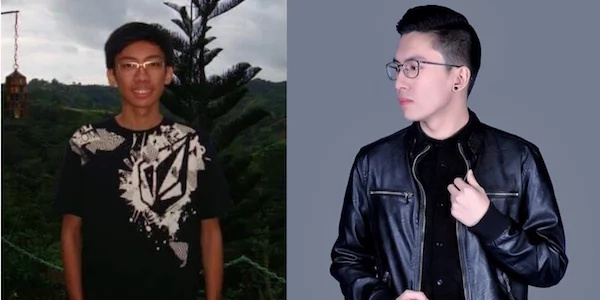 Filipino awkward kid grows up to become a pogi man