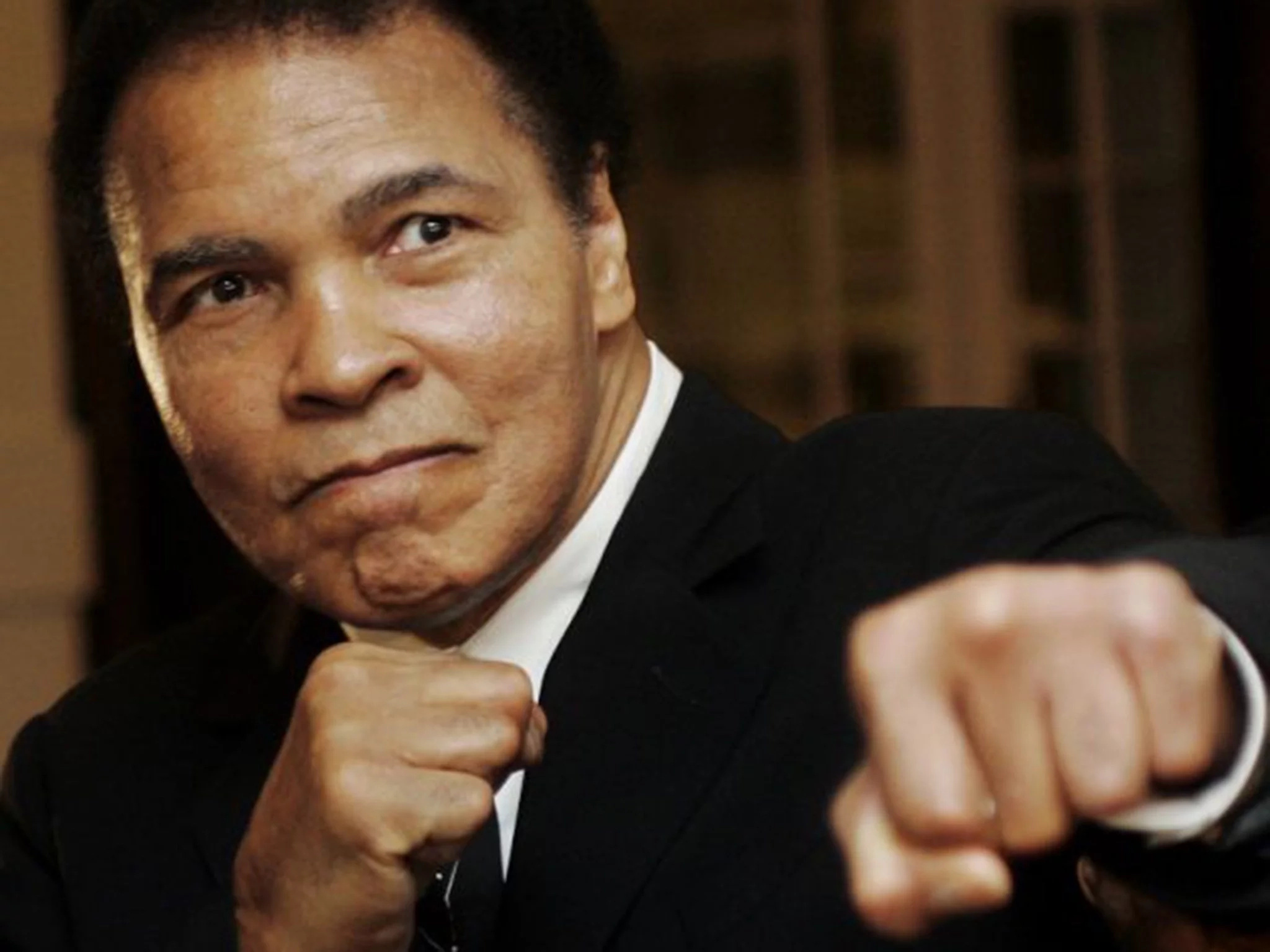 Doctors gave Muhammad Ali only 10 years to live. He was a fighter from birth, so they were wrong