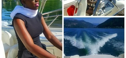 Akothee receives PLEASANT surprise on her birthday