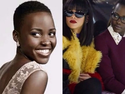This is the CRAZY movie Lupita will star with Rihanna