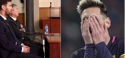 Leo Messi is not that innocent as he seems to be
