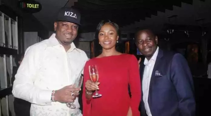 Bonfire addventure boss organises kickass party after gifting wife KSh 20m car