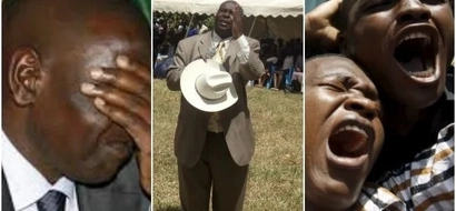 Meet veteran Kalenjin pastor whose song for Raila has angered Jubilee supporters
