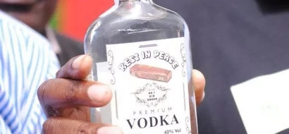 'Rest In Peace Vodka' Could Take You 6-Feet Under, Officials Warn