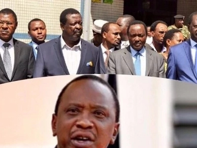 Was Raila forced to go to court? TUKO.co.ke has details
