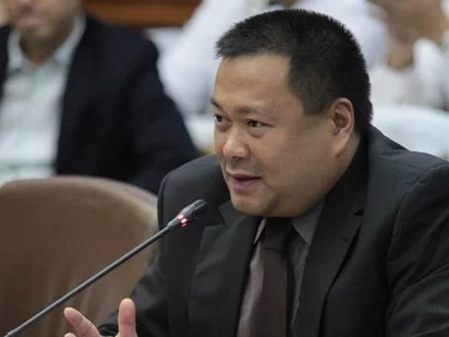 Why JV Ejercito pleaded not guilty to malversation charges against him