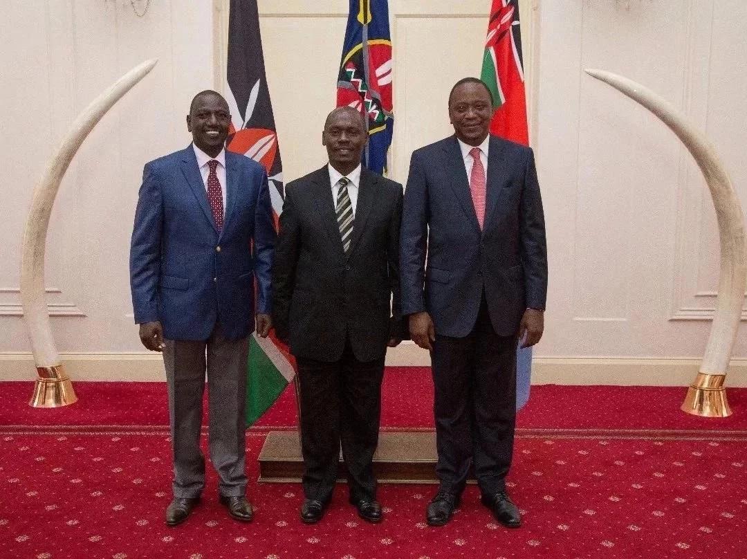 Habari kuhusiana na mkutano kati ya Kabogo, Ruto na Uhuru