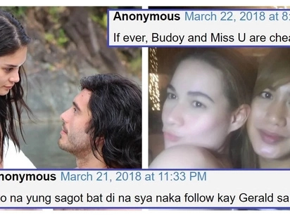 "Ito kaya ang naging issue nina Bea at Gerald? Bea Alonzo's hairstylist posts cryptic message about ""malalandi"" and ""babaero"""