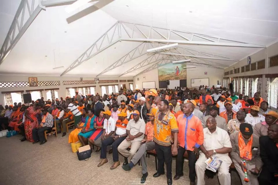 After Khalwale WARNED him, Raila reveals what he plans to do in Kakamega