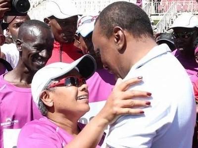 Revealed! Why First Lady's life-saving marathon ran into headwind