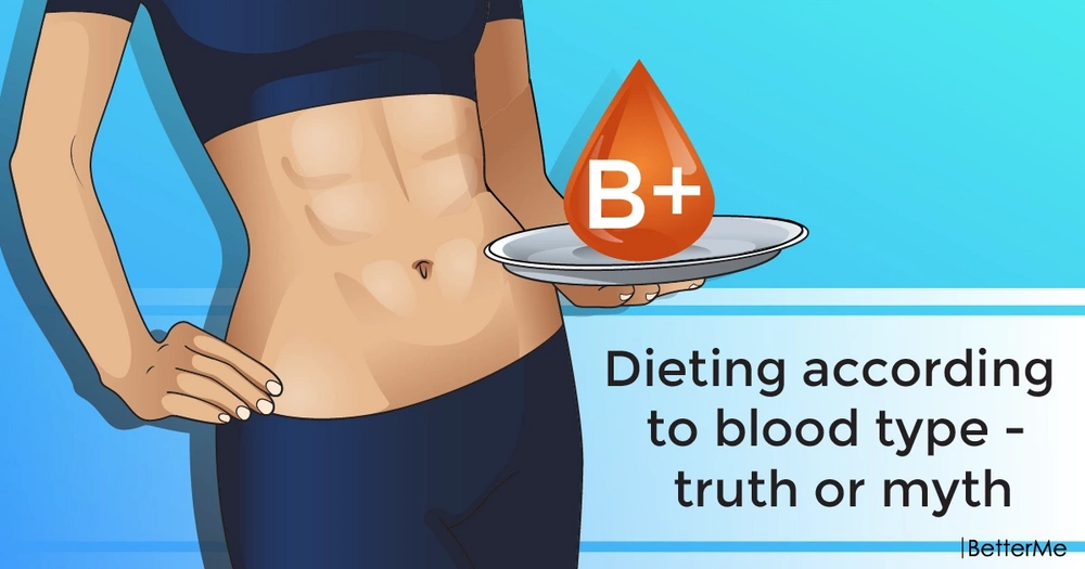 Dieting according to blood type - truth or myth