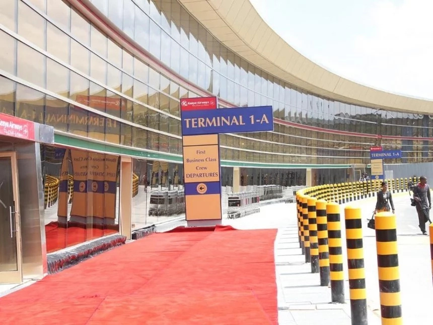 staff fired for making matiangi que at jkia