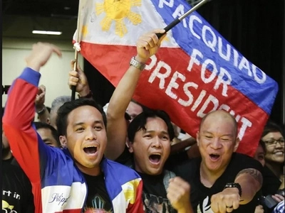 Pacman for President? Angry netizens react to possible Pacquiao Presidency