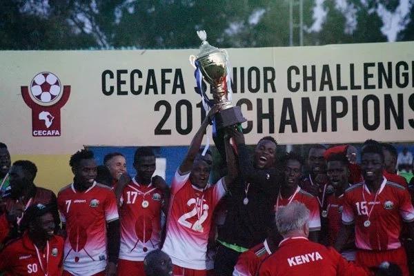 Ruto awaongoza Wakenya kumsifu mlinzi Patrick Matasi baada ya mchezo mzuri kwenye Cecafa