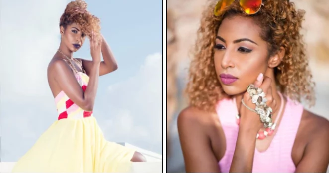 Former Miss World Kenya breaks her rib while coughing but that is not the whole story