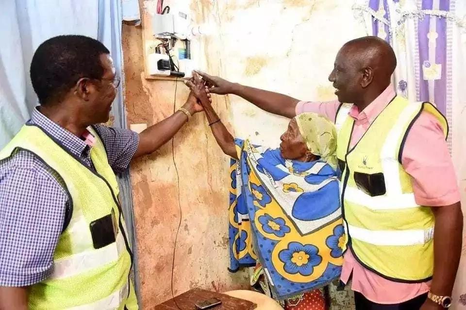 Gideon Moi amwambia Ruto kumwachia nafasi 2022