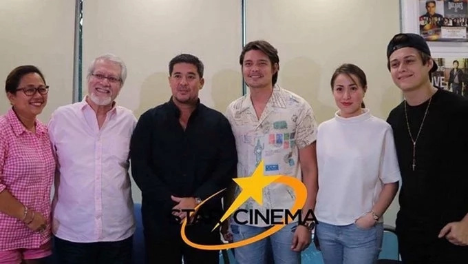 Aga Muhlach makes movie comeback, Dingdong Dantes to star in another Star Cinema film