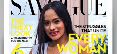"""Mocha Puson"" looks fabulous as she lands SaVogue magazine cover"