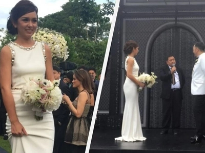 Beauty Gonzalez and Norman Crisologo's wedding video will bring you tears