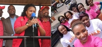 Jubilee Senator under fire after attacking Daughters of Raila